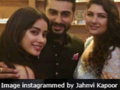 Janhvi And Arjun Kapoor On Anshula Being 'Abused' After <i>Koffee With Karan</i>