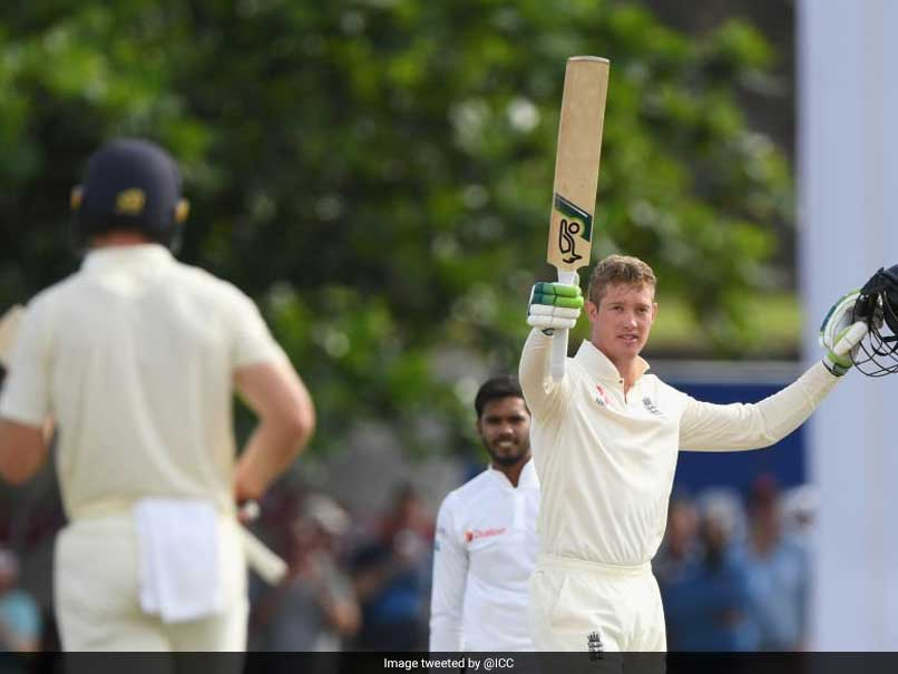 1st Test, Day 3: Keaton Jennings Ton Puts Sri Lanka On The Ropes