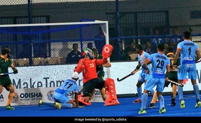 Hockey world Cup: भारतीय टीम ने धमाकेदार जीत के साथ की शुरुआत, दक्षिण अफ्रीका को 5-0 से रौंदा