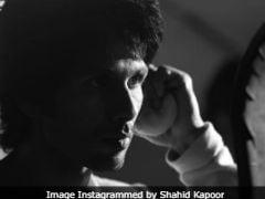 Shahid Kapoor Shares His <i>Kabir Singh</i> Look, The Internet Loves It