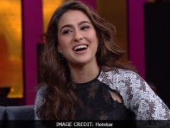 <i>Koffee With Karan 6</i>: Sara Ali Khan Is Breaking The Internet. 'Bollywood's New Volcano,' Says Twitter