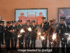 Indian And Chinese Army Jointly Celebrate Diwali In Arunachal Pradesh