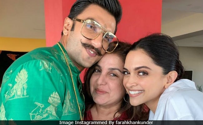 Deepika Padukone And Ranveer Singh's Wedding Gift From Farah Khan Is Indeed Special