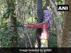 Chhattisgarh Naxals Use Effigies, Dummy Guns To Confuse Security Forces