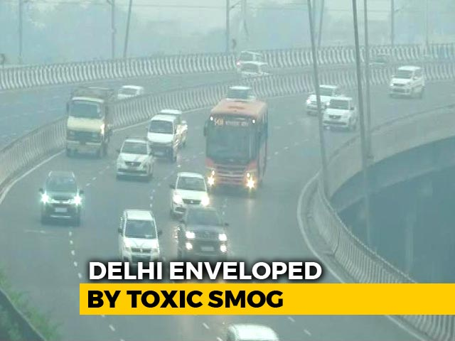 Video : Brazen Delhi Pushes Pollution To Max, Defying Top Court's Diwali Order