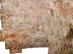 Cave Paintings From 40,000 Years Ago Are World's Earliest Figurative Art