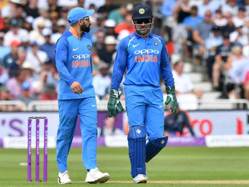 "India vs West Indies: ""Selectors Have Explained What Happened"": Virat Kohli Speaks Up On MS Dhoni"