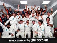 पाकिस्तान के खिलाफ रोमांचक जीत का न्यूजीलैंड के खिलाड़ियों ने भांगड़ा करके मनाया जश्न, VIDEO