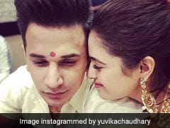 Yuvika Chaudhary's Heartfelt Message For Husband Prince Narula On His 28th Birthday