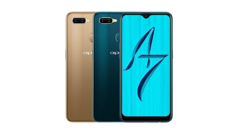 Oppo A7 भारत में लॉन्च से पहले कंपनी की साइट पर लिस्ट