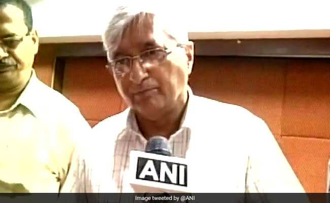 Ex-Goa RSS Chief Announces Electoral Plunge