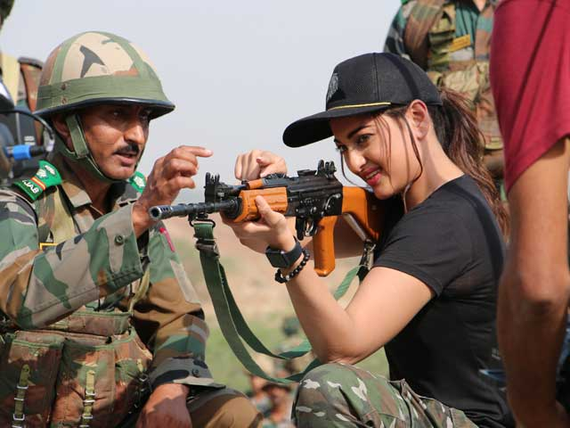 Video : Jai Jawan With Sonakshi Sinha