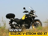 Video : Suzuki V-Strom 650 XT First Ride Review