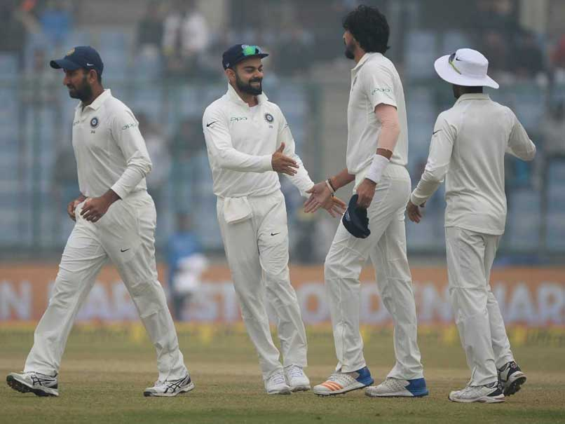 Ishant Hails Captain Kohli For Motivating Team India For Series Triumph
