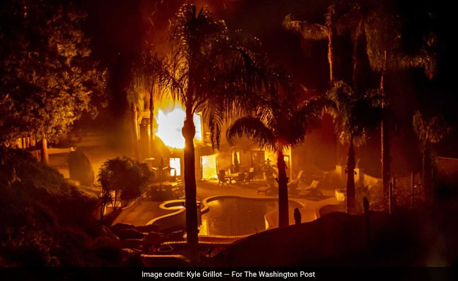 'Exceptionally Scary': 25 Dead In Worst Wildfire In California's History