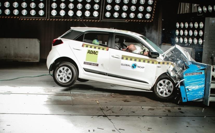 India-Made Hyundai i20 Scores 3-Star Rating Global NCAP Crash Test