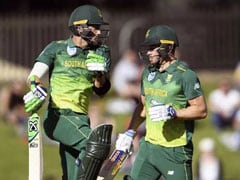 3rd ODI: David Miller, Faf Du Plessis Plunder Tons As South Africa Beat Australia