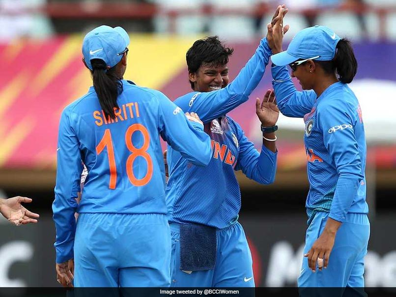 Women's World T20: India Record Emphatic Win Over Australia, Top Group B
