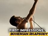 Video: First Impressions Of <i>Bohemian Rhapsody</i>