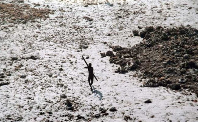 Policemen Near Isolated Andaman Island Struggle To Recover US Man's Body