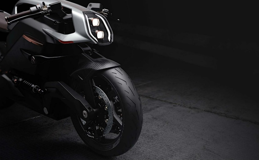 The Arc Vector is claimed to be one of the most advaned electric superbikes