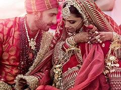 Highlights From Deepika Padukone And Ranveer Singh's Italy Wedding. See Pics Of Newlyweds