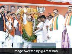 KCR Failed To Fulfil Promise Of Dalit Chief Minister: Amit Shah
