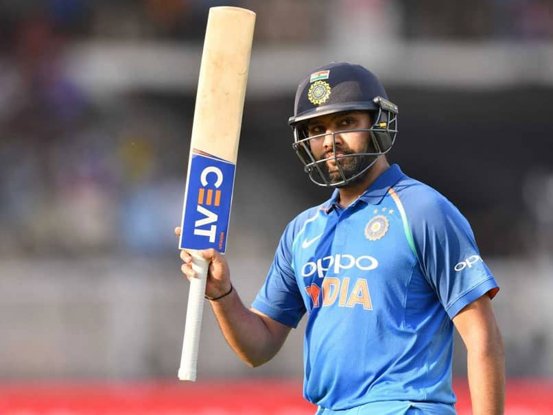 Rohit Sharma Becomes The 2nd Highest Run-Getter In ODIs In 2018