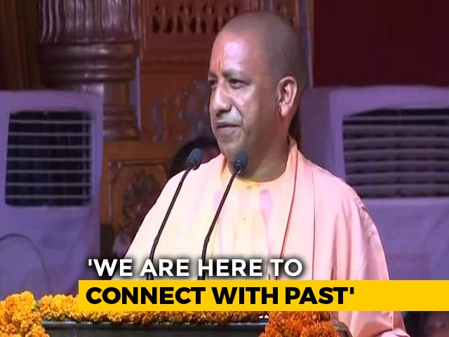 Video : Faizabad Will Be Known As Ayodhya, Says Yogi Adityanath In Diwali Speech