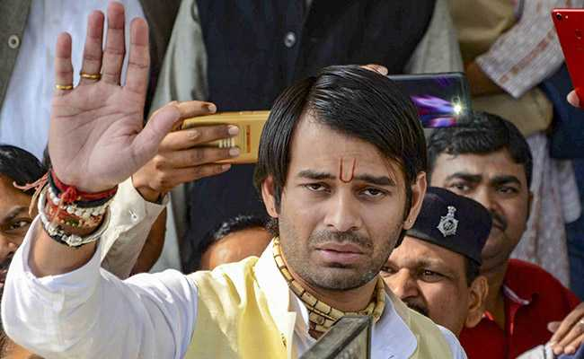 Tej Pratap Yadav Gets New Bungalow In Patna, Says Wants To Defeat BJP