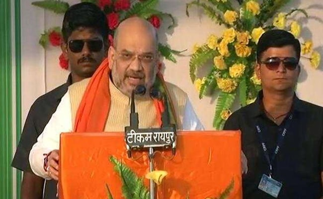 Will Run A Countrywide Campaign To Implement Citizen List: Amit Shah