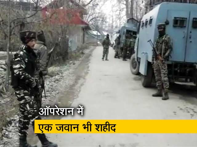 Videos : कश्मीर के शोपियां में सुरक्षाबलों ने मार गिराए 6 आतंकी