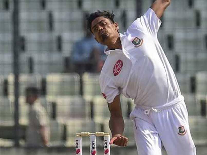 2nd Test, Day 3: Taijul Islam Puts Bangladesh On Top Despite Brendon Taylor Ton