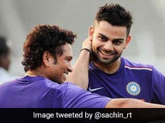 Sachin Tendulkar Has A Special Birthday Message For Virat Kohli