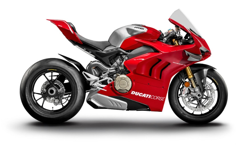 More Ducati V4 Models Confirmed
