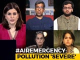 Video : Air Emergency Ahead Of Diwali: Is It Time For The PM To Intervene?