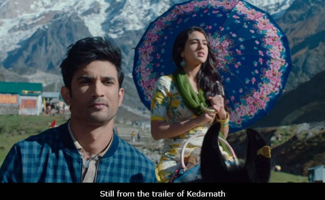 Kedarnath Trailer: Sara Ali Khan And Sushant Singh Rajput Fall In Love As Tragedy Strikes
