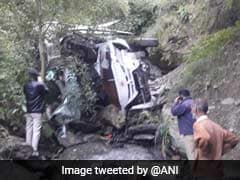 21 Injured As Bus From Delhi Falls Into Gorge In Himachal Pradesh