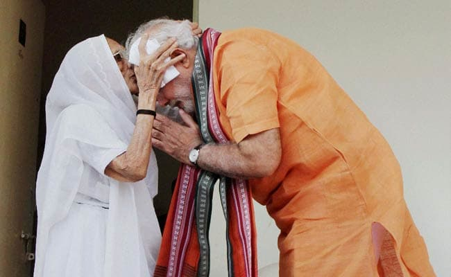 They Don't Have Real Issues: PM Modi On Raj Babbar's Remark On His Mother