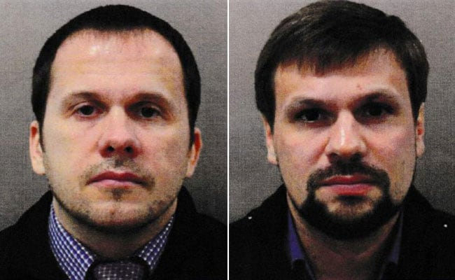 British Police Release CCTV Footage Of Skripal Poisoning Suspects