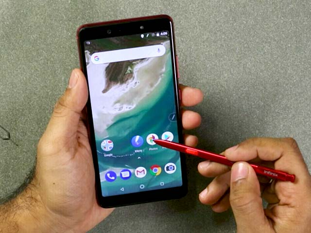 Video : Infinix Note 5 Stylus Unboxing And First Look