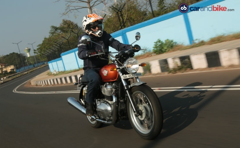 We ride the new Royal Enfield Interceptor 650 in Goa