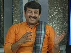 Manoj Tiwari Demands Probe Into Death Of Delhi Sub-Inspector
