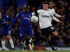 Chelsea Beat Frank Lampard