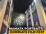 Video : Kolkata Film Fest Finds Many Critics Over Mamata Banerjee's Poster Frenzy