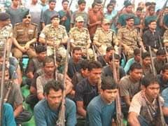 बीजापुर में तीन नक्सली गिरफ्तार, CRPF और पुलिस की संयुक्त कार्रवाई में मिली सफलता