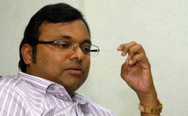 'Give Another 10 Crores': Court On Karti Chidambaram's Plea To Go Abroad