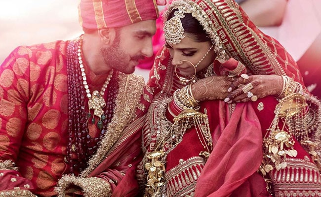 Highlights From Deepika Padukone And Ranveer Singh's Italy Wedding. See Pics Of Newlyweds