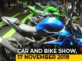 Video : Eicma 2018 & MG MotoTRS India Plan