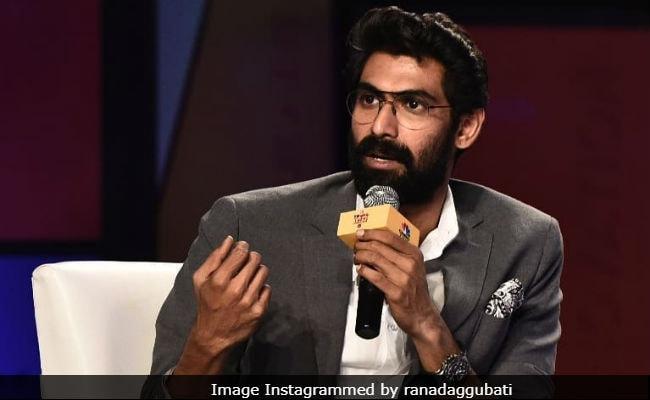Rana Daggubati Reveals Why He Wishes To Do An Indian Superhero Film